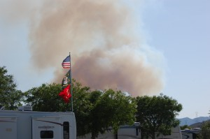 Soledad Canyon Fire